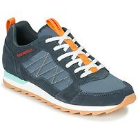 Scarpe Uomo Sneakers basse Merrell ALPINE SNEAKER Blu / Arancio