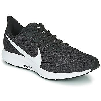 Schuhe Herren Laufschuhe Nike AIR ZOOM PEGASUS 36 Schwarz / Weiss