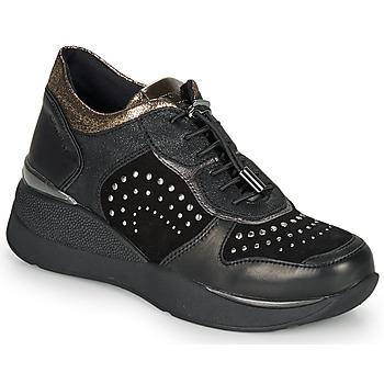 Scarpe Donna Sneakers basse Stonefly ELETTRA 6 Nero