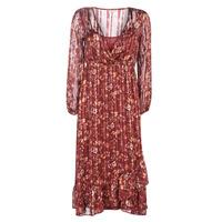 Vêtements Femme Robes longues Cream NILA Rouge