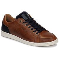 Scarpe Uomo Sneakers basse Redskins OSTAN Cognac / Marine