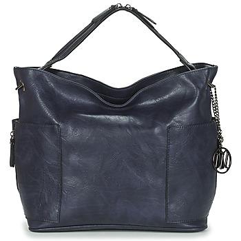 Taschen Damen Umhängetaschen Moony Mood ELSA Marineblau