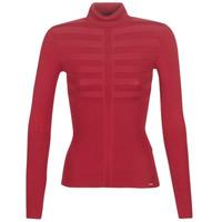 Abbigliamento Donna Maglioni Morgan MENTOS Rosso