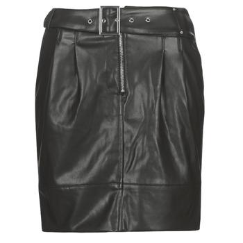 Vêtements Femme Jupes Morgan JEEKO Noir