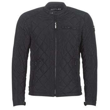 Vêtements Homme Blousons Replay M8000 Noir