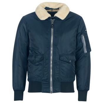 Vêtements Homme Blousons Schott OHARA Marine