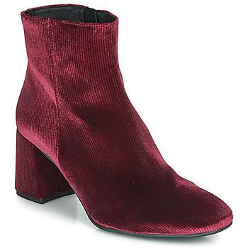 Schuhe Damen Low Boots Fericelli LENITA Rose