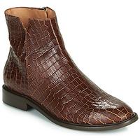 Chaussures Femme Boots Fericelli LANAELLE Marron