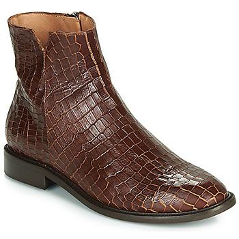 Schuhe Damen Boots Fericelli LANAELLE Braun