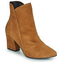 Schuhe Damen Low Boots Fericelli JORDENONE Camel