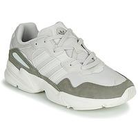 Chaussures Homme Baskets basses adidas Originals YUNG-96 Blanc / beige