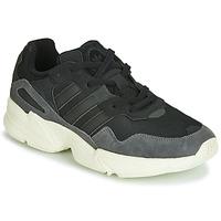 Schuhe Herren Sneaker Low adidas Originals YUNG-96 Schwarz