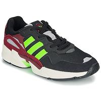 Schuhe Herren Sneaker Low adidas Originals YUNG-96 Schwarz / Grün