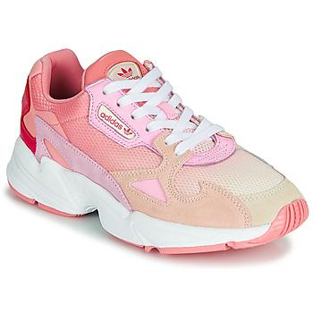 Schuhe Damen Sneaker Low adidas Originals FALCON W Rose