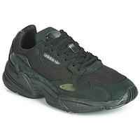 Schuhe Damen Sneaker Low adidas Originals FALCON W Schwarz