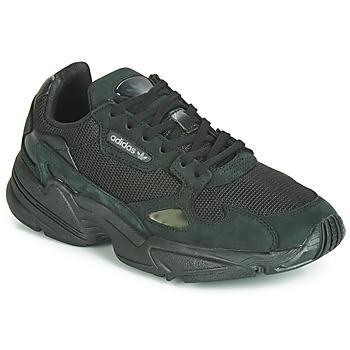Chaussures Femme Baskets basses adidas Originals FALCON W Noir