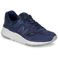 Chaussures Femme Baskets basses New Balance 997 Marine