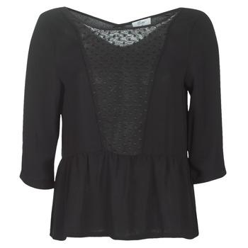 Abbigliamento Donna Top / Blusa Betty London LADY Nero