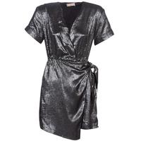 Kleidung Damen Kurze Kleider Moony Mood LIVINE Silbrig