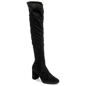 Chaussures Femme Cuissardes Betty London LAHNA Noir