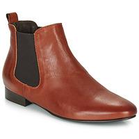 Chaussures Femme Boots Betty London HYBA Cognac