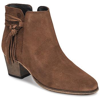 Chaussures Femme Bottines Betty London HEIDI Cognac