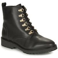 Chaussures Femme Boots Betty London LYSIS Noir / Vegan