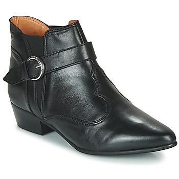 Schuhe Damen Boots Betty London LYDWINE Schwarz