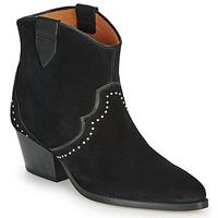 Chaussures Femme Bottines Betty London LOUELLA Noir