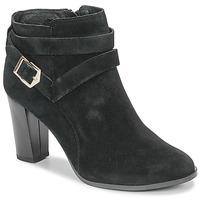 Schuhe Damen Low Boots Betty London LIESE Schwarz