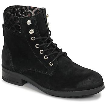 Chaussures Femme Boots Betty London LIVIANE Noir