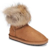 Chaussures Femme Boots Kaleo JADES Camel