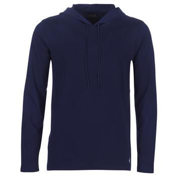 Kleidung Herren Sweatshirts Polo Ralph Lauren L/S HOODIE-HOODIE-SLEEP TOP Marine