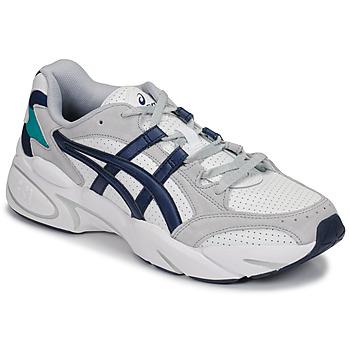 Schuhe Herren Sneaker Low Asics GEL-BND Weiss / Marine