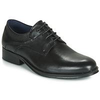 Chaussures Homme Derbies Carlington LUCIEN Noir