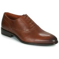 Chaussures Homme Richelieu Carlington LUDIVIEN Cognac