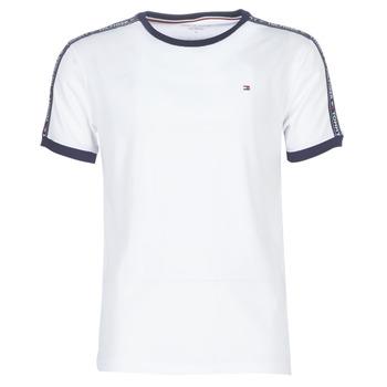 Vêtements Homme T-shirts manches courtes Tommy Hilfiger AUTHENTIC-UM0UM00563 Blanc