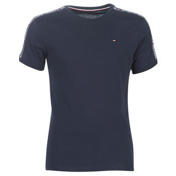Vêtements Homme T-shirts manches courtes Tommy Hilfiger AUTHENTIC-UM0UM00562 Marine