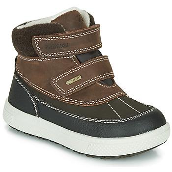 Chaussures Enfant Boots Primigi PEPYS GORE-TEX Marron