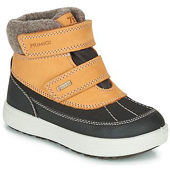 Chaussures Enfant Boots Primigi PEPYS GORE-TEX Miel