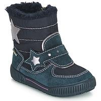 Chaussures Fille Bottes de neige Primigi RIDE 19 GORE-TEX Bleu