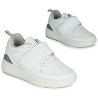 Chaussures Enfant Baskets basses Primigi INFINITY LIGHTS Blanc