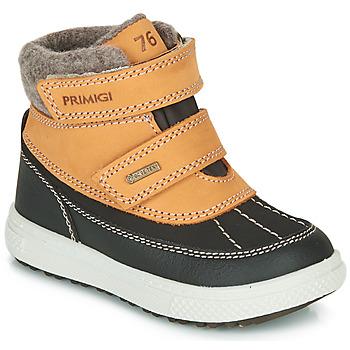 Schuhe Kinder Schneestiefel Primigi PEPYS GORE-TEX Honig