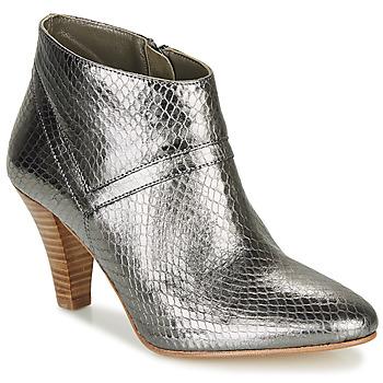 Chaussures Femme Bottines Ippon Vintage ELIT STEED Gris Metalisé