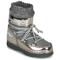 Schuhe Damen Schneestiefel Kangaroos K-MOON Grau