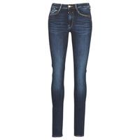 Abbigliamento Donna Jeans slim Le Temps des Cerises PULP HIGH SLIM Blu