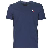 Kleidung Herren T-Shirts Le Coq Sportif ESS TEE SS N°2 M Blau / Marineblau