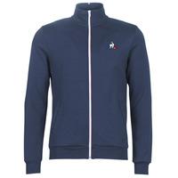 Kleidung Herren Trainingsjacken Le Coq Sportif ESS FZ SWEAT N°2 M Blau / Marineblau
