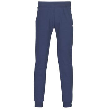 Kleidung Herren Jogginghosen Le Coq Sportif ESS PANT SLIM N°1 M Blau / Marineblau