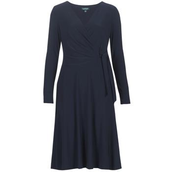 Vêtements Femme Robes longues Lauren Ralph Lauren COREEN Marine